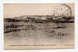 - CPA BOU-ANAN (Maroc Oriental) - Le Village Et La Redoute (vue Des Jardins) - Photo J. Geiser N° 10 - - Autres