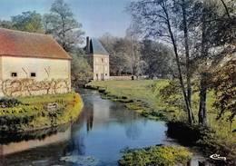 La Selle Sur Le Bied Canton Courtenay Château - France