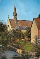 La Selle Sur Le Bied Canton Courtenay église - France
