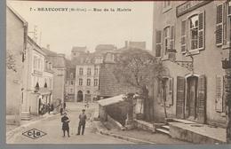 Beaucourt Rue De La Mairie - Frankreich