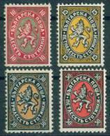 + 0212 Bulgarien 1927 Tiere Aufstehen LION  ** MNH - 1909-45 Königreich