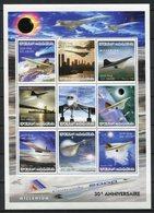 Madagascar 1999. Concorde ** MNH. - Madagascar (1960-...)