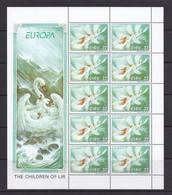 FEUILLE NEUVE** EUROPA 1997 TIMBRE N°1003/04 CONTES ET LEGENDES - 1949-... Republik Irland