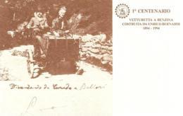 [MD2474] CPM - 1° CENTENARIO VETTURETTA A BENZINA COSTRUITA DA ENRICO BERNARDI 1894/1994 - Non Viaggiata - Cartoline