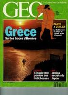 N° 171 Mai 93 Magazine GEO Grece Les Feticheuses En Afrique Jardins Secrets Au Japon Cambodge Montreal Croix-rouge Inter - Cultura