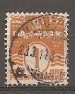 Yv. DK  N°  48   (o)   1 O   Cote  1 Euro BE    2 Scans - Used Stamps