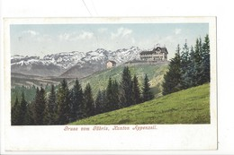 21244 - Gruss Vom Gäbris - AR Appenzell Rhodes-Extérieures