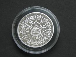 Gros à La Couronne -JEAN II LE BON - Magnifique Copie En Argent Pur   **** EN ACHAT IMMEDIAT **** - 987-1789 Royal