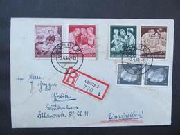 R-BRIEF Görlitz  1944 ///  D*36029 - Lettres & Documents