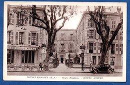 Digne -  Hôtel Mistre - Digne