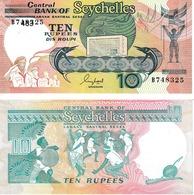 Seychelles 10 Roupies - Seychelles