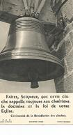 BARON Sur ODON Fete Des Cloches 2 Octobre 1963 - Autres Communes