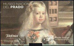 SPAIN MADRID 2018 - MUSEO NACIONAL DEL PRADO - ENTRANCE TICKET - Biglietti D'ingresso