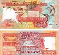 Seychelles 100 Roupies - Seychelles