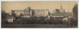 Commercy . Albumine Circa 1890 . Vue Panoramique De La Caserne Du Château . - Photos