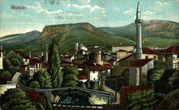 MOSTAR MOCTAP. BOSNIA Y HERZEGOVINA BOSNIEN UND  HERZEGOWINA - Bosnien-Herzegowina