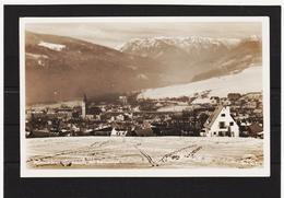 STM1042 POSTKARTE 1930 MÜRZZUSCHLAG Mit SCHNEEALPE GEBRAUCHT SIEHE ABBILDUNG - Österreich