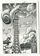 VEYRI - Sizi Au Sommet De La Tour Eiffel - 1987 - Voir Scan - Veyri, Bernard