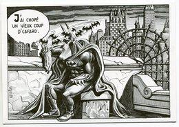VEYRI - Jubilé BATMAN - ASCPD  Lons-le-Saunier 1988 - Voir Scan - Veyri, Bernard