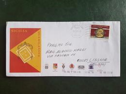 (8123) ITALIA STORIA POSTALE 2009 - 6. 1946-.. Repubblica