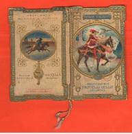 Calendarietti 1921 Profumi F.lli Cella Milano Storia Visconti Special Edition Parfums Düfte Perfumes Old Calendai - Calendari