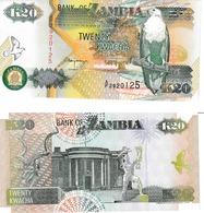 Zambie 20 Kwacha - Zambie