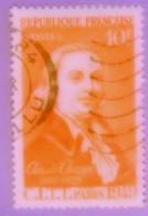 "FRANCE ANNEE 1949 YT 844 OBLITERE ""CLAUDE CHAPPE"" - France"