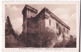 Rudeau-Ladosse Cpsm Château Des Combes - Nontron