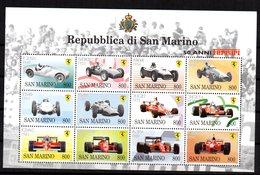 Serie Nº 1549/60 San Marino - San Marino