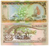 Maldives 10 Ruflyaa 2006 Pick 19b UNC - Maldives