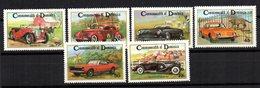 Serie Nº 775/80 Dominica - Dominica (1978-...)