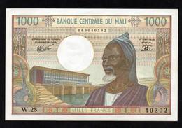 Billet De 1000 Francs Banque Centrale Du Mali ( ND) 1970 - 1980 Pick : 13 E - Mali