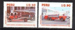 Serie Nº 1037/8 Peru - Perú