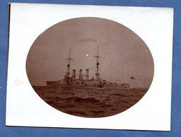 Photo  - Bateau De Guerre Allemand -  à Identifier - Warships