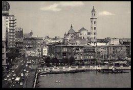 Bari Lungomare Città Vecchia E Cattedrale - Bari