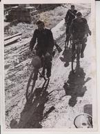 RADFAHRER SOWJETPARADIESES FOTO DE PRESSE WW2 WWII WORLD WAR 2 WELTKRIEG Aleman Deutchland - Ciclismo
