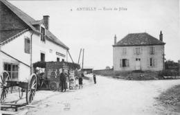 Antully Ecole De Filles - France