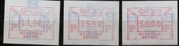 PIA - BEL - 1992 - Tps De Distributeurs :Giornata Culturale Delle Poste A Vise - (Yv 36) - 1980-99