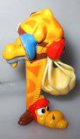 Le 10 Spericolate Super Giraffe 1999 KINDER GIRAFFE Johnny Piombio - Famiglie
