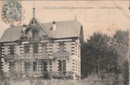 ***  33  ***  TAUSSAT  Les  BAINS  Chalet Sur La Plage - Pli Angle - France