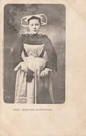 29 - CHATEAULIN - Jeune Fille De Chateaulin - Châteaulin