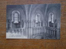 Caen , Abbaye Aux Dames , Intérieur De La Chapelle , Côté Ouest De L'abside ( XIe Siècle ) - Caen