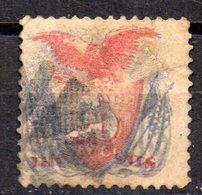 Sello Nº 37 Estados Unidos - Águilas & Aves De Presa
