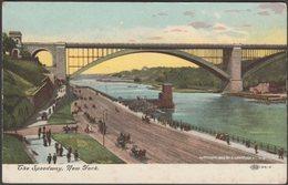 The Speedway, New York, C.1905 - IPC&N Co Postcard - Manhattan