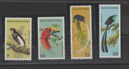 Papouasie Nlle Guinée 1973 Oiseaux 238-41 4 Val** MNH - Papouasie-Nouvelle-Guinée