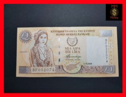 CYPRO 1 Pound 1.4.2004  P. 60 UNC - Chypre