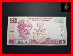 CYPRO 5 Pound 1.9.2003  P. 61  UNC - Chypre