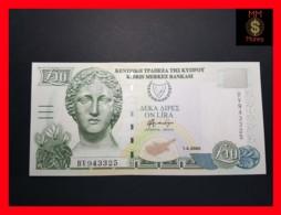 CYPRO 10 Pound 1.4.2005  P. 62  UNC - Chypre