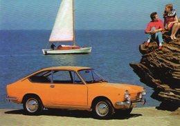 Fiat 850 Sport Coupe  -  1969  -  CPM - Voitures De Tourisme