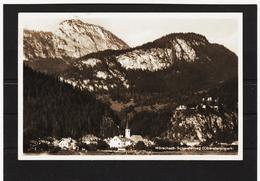 STM1046 POSTKARTE 1932 WÖRSCHACH SCHWEFELBAD GEBRAUCHT SIEHE ABBILDUNG - Österreich